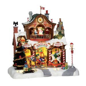 santa -workshop-officina-di-babbo-natale-35558-lemax