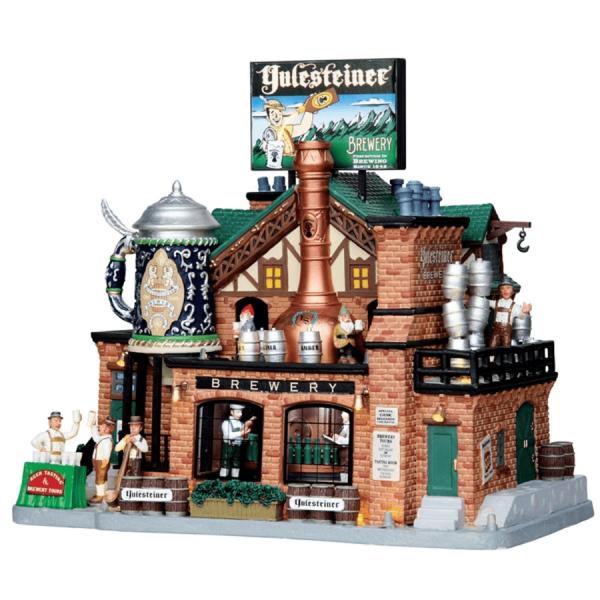 yulesteiner brewery 05073 lemax