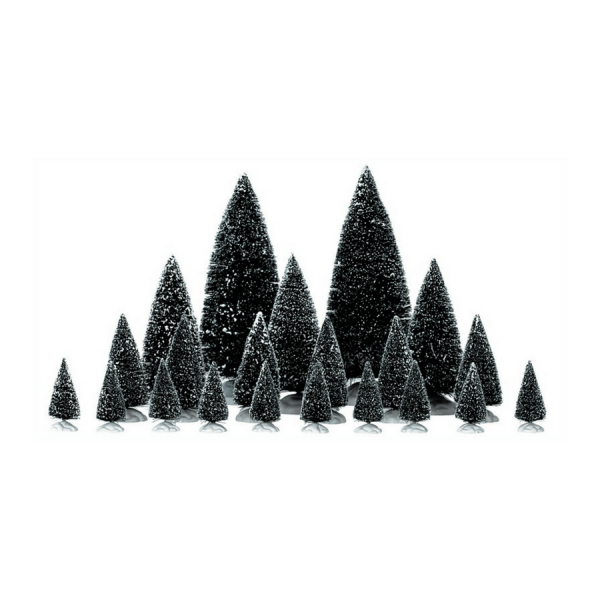 assorted pine trees-pini-34968-lemax