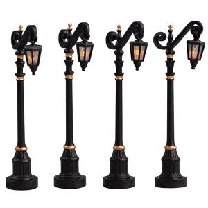 colonial street lamp lampioni 54313 lemax