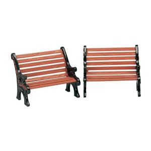 park bench-panchine-34895-lemax