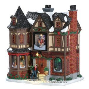 scrooges manor-casa-75191-lemax