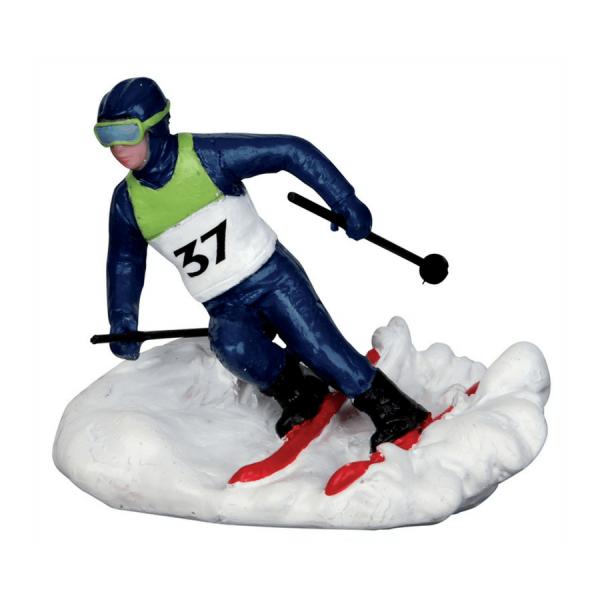 slalom racer-sciatore-32132-lemax