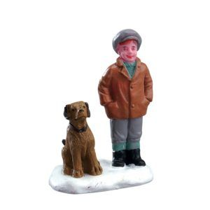 boy's best friend 72517 lemax