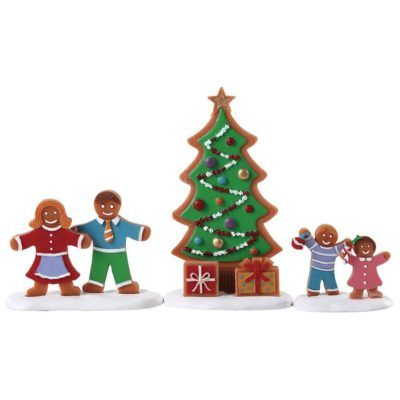 decorating the tree set 72565 lemax