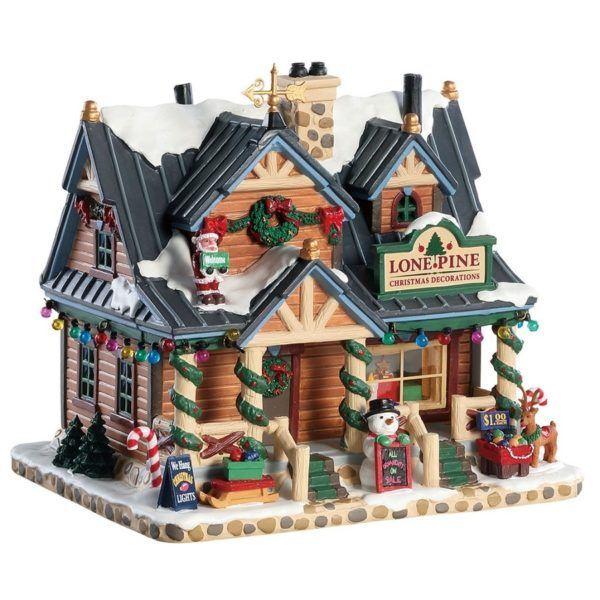 lone pine christmas-decorations-85323-lemax