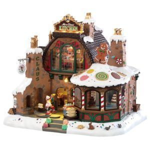 mrs claus kitchen-cucina-85314-lemax