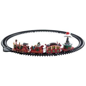 north pole railway-treno-74223-lemax