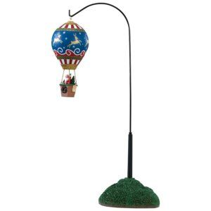reindeer hot air balloon-mongolfiera-84388