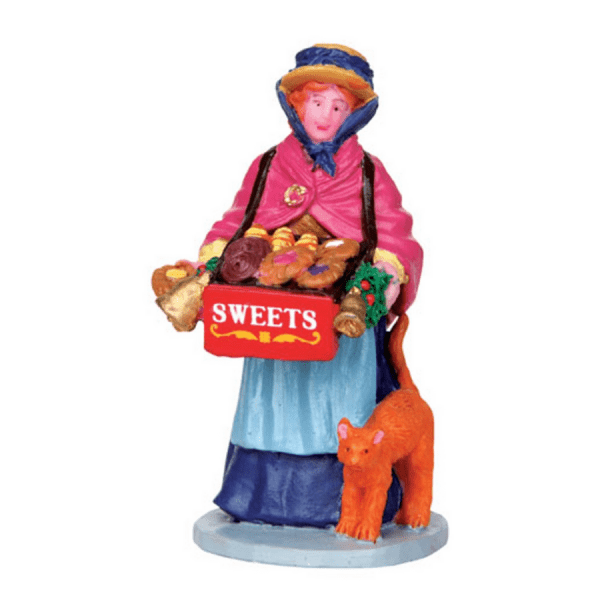 sweet seller-venditrice-42254-lemax