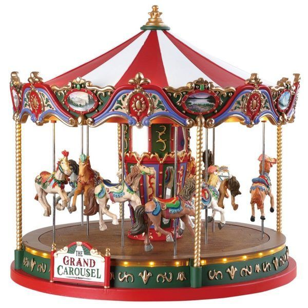 the grand carousel giostra-84349-lemax
