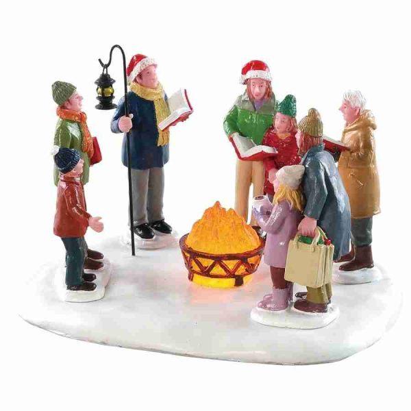 toasty caroling fuoco-84362-lemax