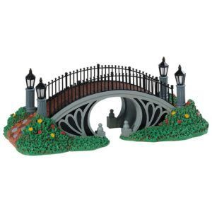 victorian footbridge 83371-lemax