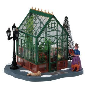 victorian greenhouse serra-84347-lemax