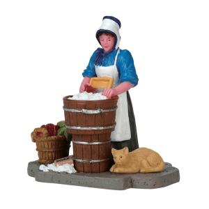 washerwoman 72515-lemax