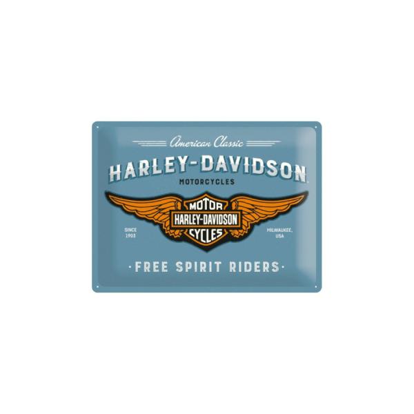 harley free