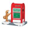 santa's mailbox 64073 lemax