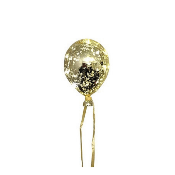 balloon glass mercury palloncino luminoso
