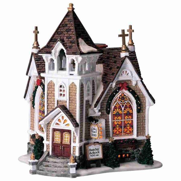 little river church 45069 villaggio lemax