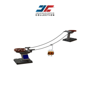 ski lift basic seggiovia funivia lemax myvillage jc83290