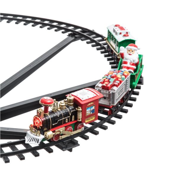 xmas train 181371 treno natalizio