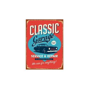 classic garage insegna 19806