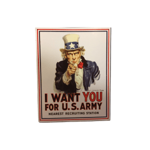 i want you 128 uncle sam