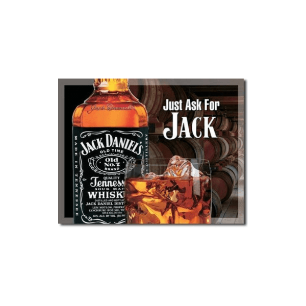 jd ask for jack- 545 insegna