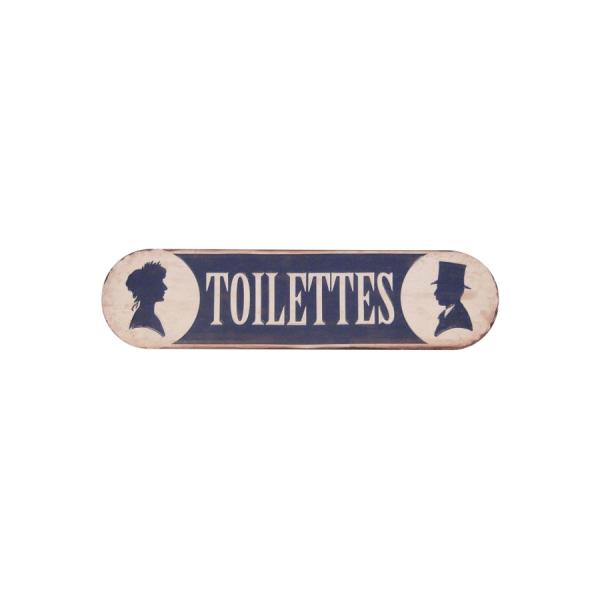Toilettes insegna uomo donna