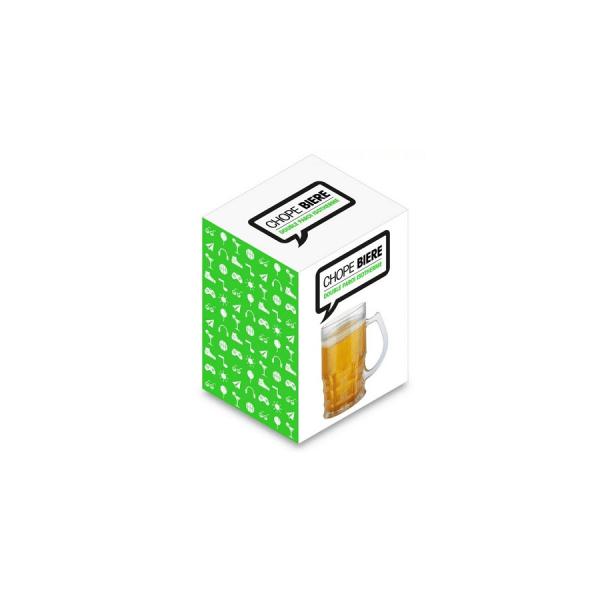 chope biere boccale isotermico birra