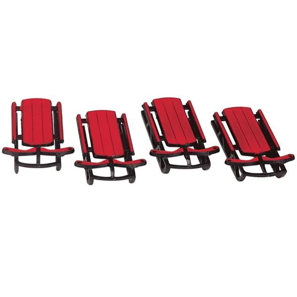 sled set of 4 lemax 34948