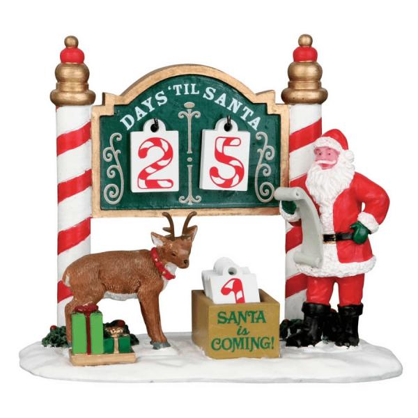 christmas countdown 53208 lemax
