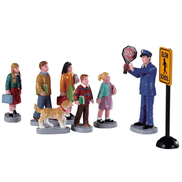 the crossing guard 92753 lemax