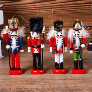 nutcrackers wood 813869 addobbi