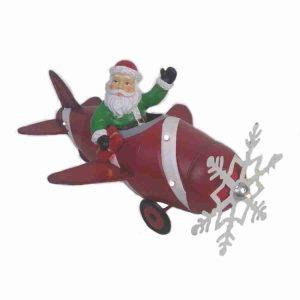 santa airplane 199086 led
