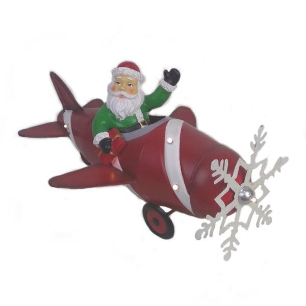 santa airplane 199086 led