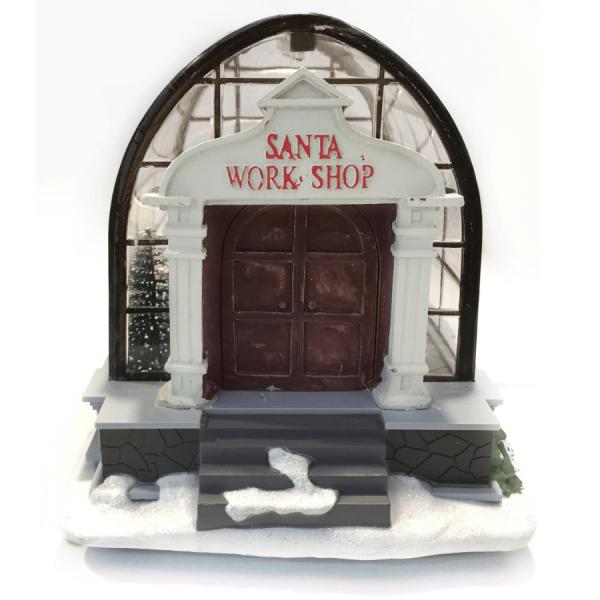 santa house 190441 carrillon natale