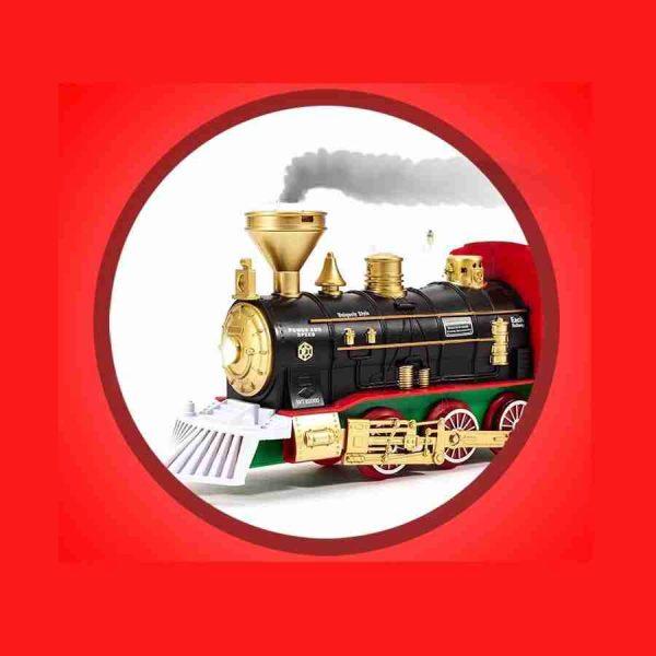 xmas train telecomando 181401 lemax