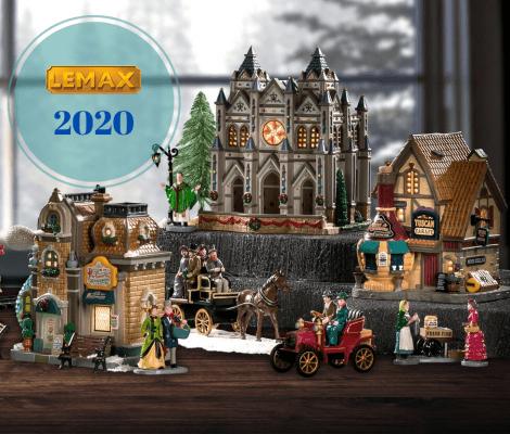 novità lemax 2020