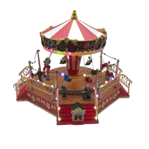 carousel red 200232