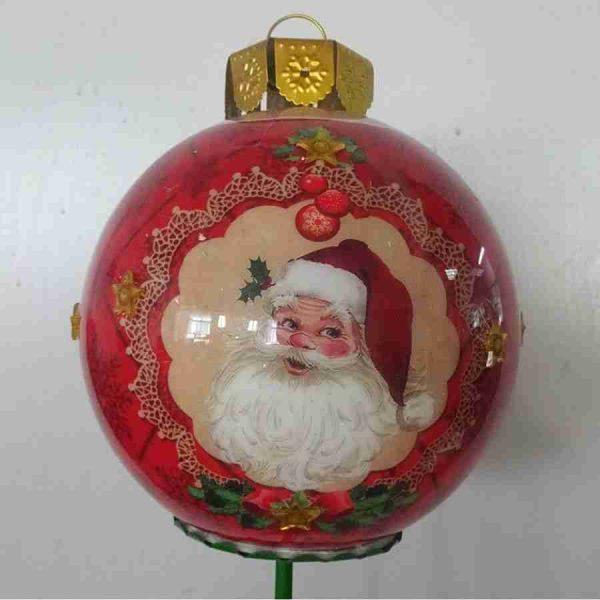 christmas ball stick 206562