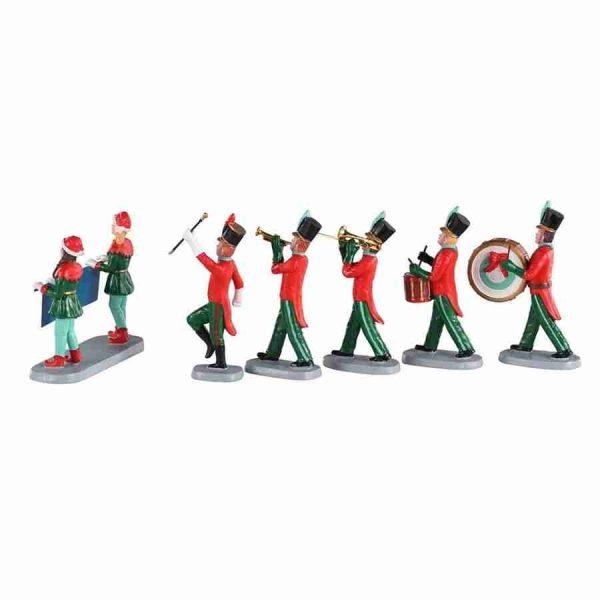 christmas on parade 03515 lemax
