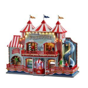 circus funhouse 05616 lemax