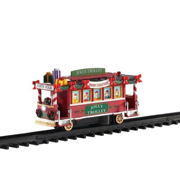 jolly trolley 04738 lemax