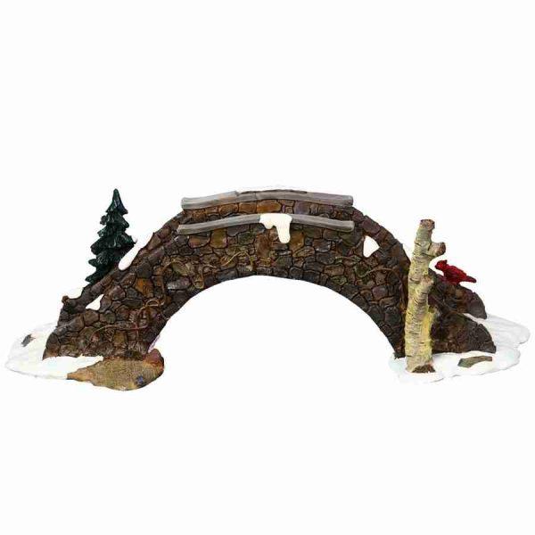 olde stone bridge 03328 lemax