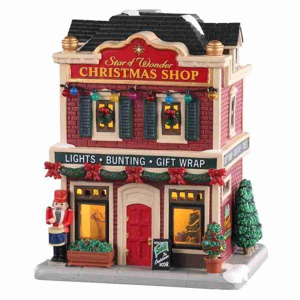 star of wonder christmas shop lemax