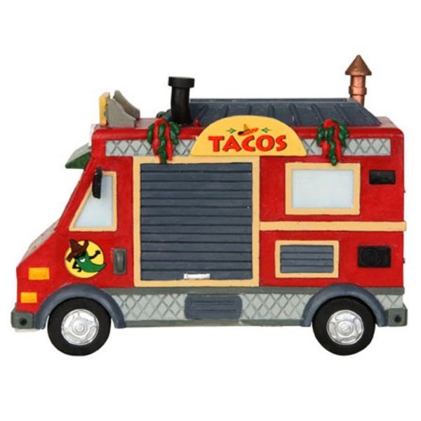 taco food truck 43086 lemax