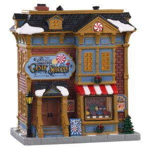the victorian candy shoppe lemax