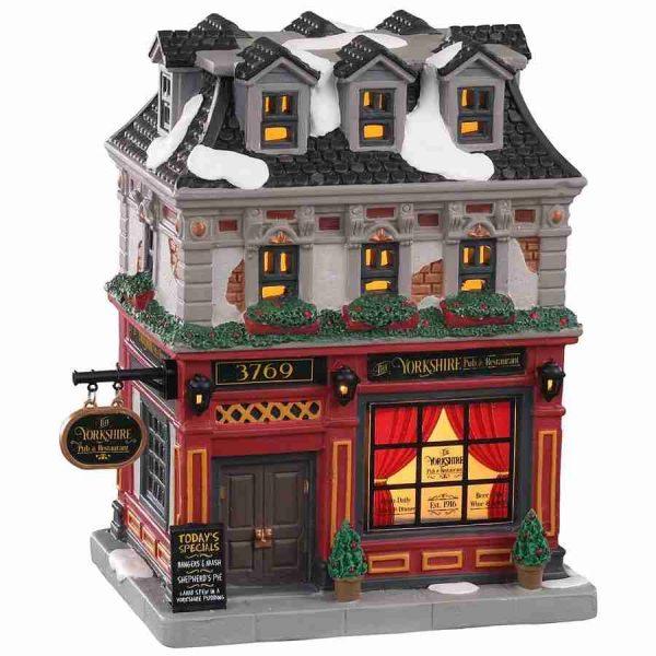 the yorkshire pub restaurant lemax