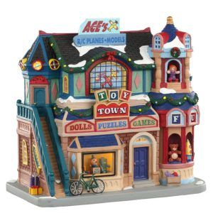 toy town 05653 lemax